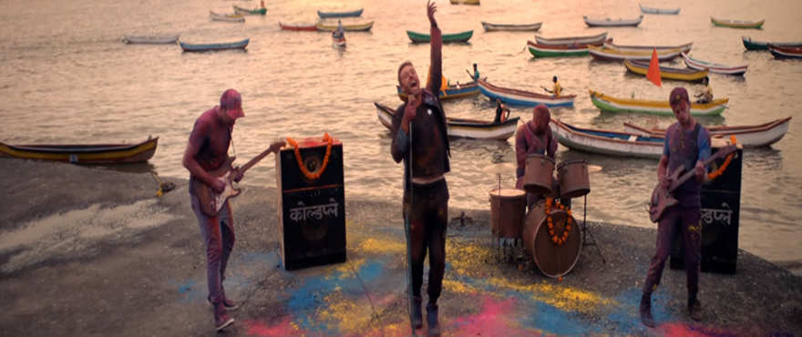 Hymn for the Weekend – Coldplay feat. Beyonce